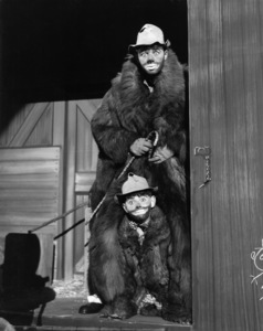 """Jack Carson and Robert Ellis in """"April Showers""""1948Photo by Mac Julian - Image 2172_0033"""