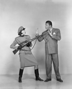 """Jack Carson and Eve Arden in """"The Doughgirls""""1944Photo by Longworth - Image 2172_0040"""