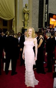"""74th Annual Academy Awards"" 03/24/02Nicole Kidman © 2002 AMPAS/MPTV - Image 21725_0001"