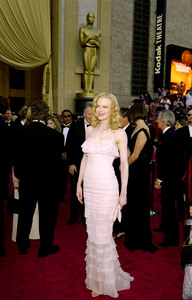 """74th Annual Academy Awards"" 03/24/02Nicole Kidman © 2002 AMPAS/MPTV - Image 21725_0001"
