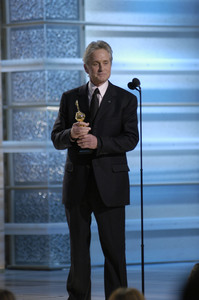 """Golden Globe Awards"" 1-25-2004Michael Douglas © 2004 MMIV Hollywood Foreign Press Association - Image 21726_0143"