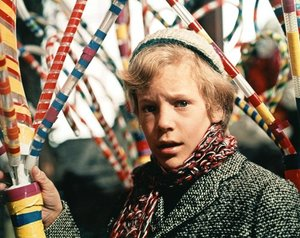 """""""Willy Wonka and the Chocolate Factory""""Peter Ostrum1971 Paramount**I.V. - Image 21729_0001"""