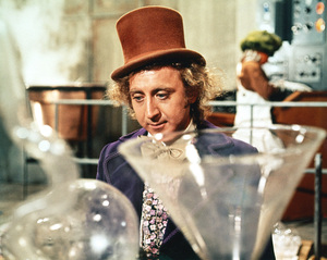 """Willy Wonka and the Chocolate Factory""Gene Wilder1971 Paramount**I.V. - Image 21729_0002"