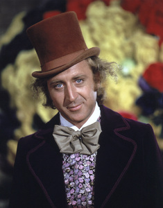 """""""Willy Wonka & the Chocolate Factory""""Gene Wilder1971 Paramount Pictures - Image 21729_0007"""