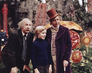 """""""Willy Wonka & the Chocolate Factory""""Jack Albertson, Peter Ostrum, Gene Wilder1971 Paramount Pictures - Image 21729_0008"""