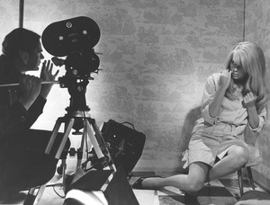 """""""Repulsion""""Catherine Deneuve, Roman Polanski1965**I.V. - Image 21738_0004"""