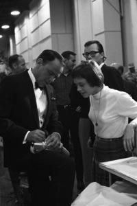 """The Bing Crosby Show""Frank Sinatra10-27-1963© 1978 Gene Trindl - Image 21780_0007"