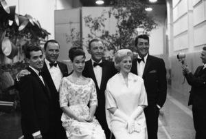 """The Bing Crosby Show""Peter Gennaro, Frank Sinatra, Kathryn Grant, Bing Crosby, Rosemary Clooney, Dean Martin10-27-1963© 1978 Gene Trindl - Image 21780_0008"