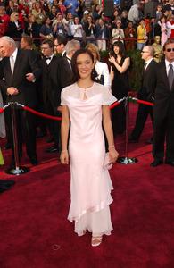 """76th Annual Academy Awards"" February 29, 2004Keisha Castle Hughes © 2004 AMPAS - Image 21781_0008"