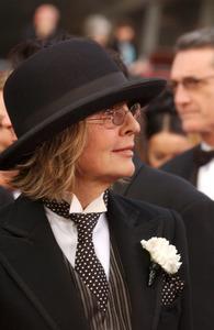 """76th Annual Academy Awards"" February 29, 2004Diane Keaton © 2004 AMPAS - Image 21781_0010"