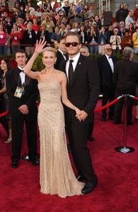 """76th Annual Academy Awards"" February 29, 2004Naomi Watts & Heath Ledger © 2004 AMPAS - Image 21781_0017"