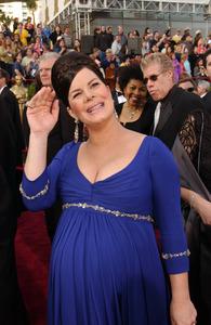 """76th Annual Academy Awards"" February 29, 2004Marcia Gay Harden © 2004 AMPAS - Image 21781_0018"