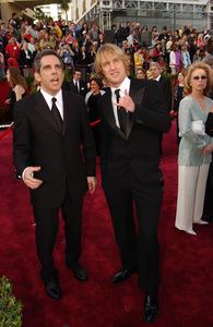 """76th Annual Academy Awards"" February 29, 2004Ben Stiller & Owen Wilson © 2004 AMPAS - Image 21781_0019"