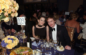 """76th Annual Academy Awards"" February 29, 2004Liv Tyler & husband © 2004 AMPAS - Image 21781_0040"
