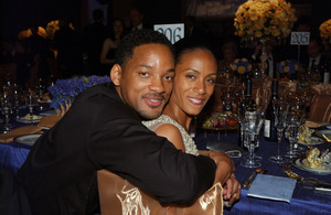 """76th Annual Academy Awards"" February 29, 2004Will & Jada Smith © 2004 AMPAS - Image 21781_0041"