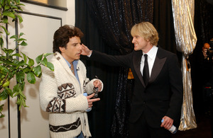 """76th Annual Academy Awards"" February 29, 2004Ben Stiller & Owen Wilson © 2004 AMPAS - Image 21781_0046"