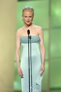 """76th Annual Academy Awards"" February 29, 2004Nicole Kidman © 2004 AMPAS - Image 21781_0048"