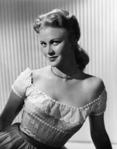 Joan Caulfieldcirca 1955Photo by Gabi Rona - Image 2178_0008