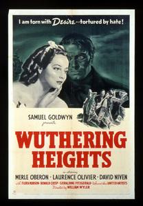 """""""Wuthering Heights""""Poster1939 Samuel Goldwyn**I.V. - Image 21791_0002"""