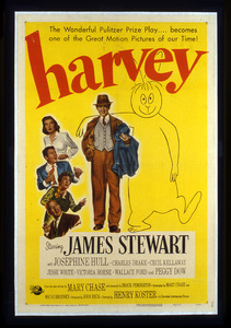 """Harvey""Poster1950 Universal**I.V. - Image 21792_0001"