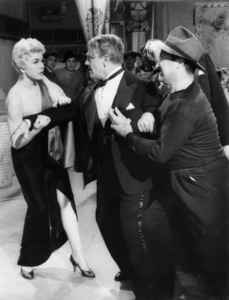 """Doris Day and James Cagney in """"Love Me or Leave Me""""1955 MGM** I.V. - Image 21794_0014"""