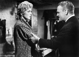 """Doris Day and James Cagney in """"Love Me or Leave Me""""1955 MGM** I.V. - Image 21794_0017"""