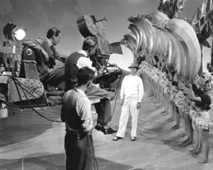 """Gangs All Here""Dir. Bubsy Berkeley & Benny Goodman1943 20th Cent.**I.V. - Image 21798_0003"