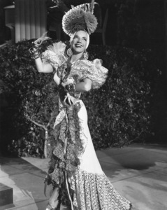 """Gangs All Here""Carmen Miranda1943 20th Cent.**I.V. - Image 21798_0004"