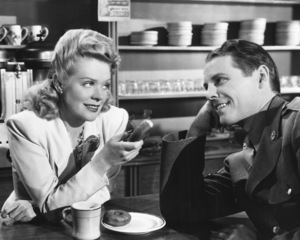 """""""Gangs All Here""""Alice Faye & Dave Willock1943 20th Cent.**I.V. - Image 21798_0009"""