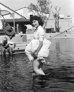 """Geisha Boy""Suzanne Pleshette1958 Paramount **I.V. - Image 21799_0005"