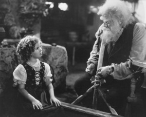 """Heidi""Shirley Temple & Jean Hersholt1937 20th Century Fox**I.V. - Image 21800_0002"