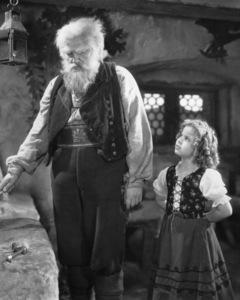 """Heidi""Jean Hersholt & Shirley Temple 1937 20th Century Fox**I.V. - Image 21800_0005"
