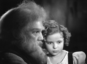 """Heidi""Jean Hersholt & Shirley Temple  1937 20th Century Fox**I.V. - Image 21800_0007"