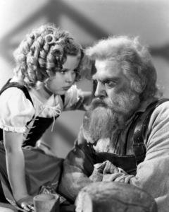 """Heidi""Shirley Temple & Jean Hersholt1937 20th Century Fox**I.V. - Image 21800_0010"