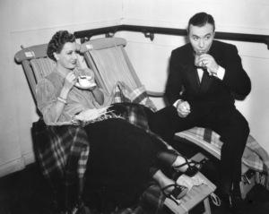 """""""Love Affair""""Irene Dunne, Charles Boyer1939 RKO**I.V. - Image 21802_0017"""