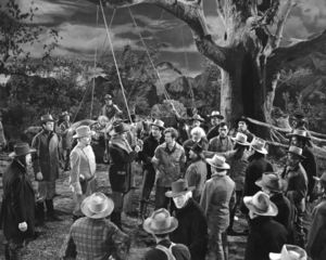 """""""The Ox-Bow Incident""""Cast and Crew1943 20th Century Fox**I.V. - Image 21803_0011"""