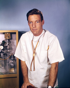 "Richard Chamberlain in ""Dr. Kildare""circa early 1960s** I.V. - Image 2181_0121"