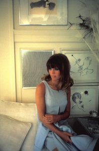 Julie Christie 1968 © 1978 Bob Willoughby - Image 2191_0127