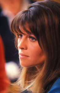Julie Christie On location in San Francisco1968 © 1978 Bob Willoughby - Image 2191_0130