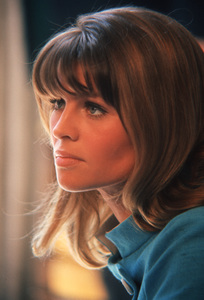 Julie Christie On location in San Francisco1968 © 1978 Bob Willoughby - Image 2191_0131
