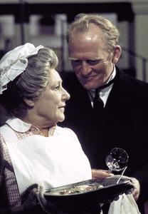 """Masterpiece Theatre: Upstairs, Downstairs""Angela Baddeley, Gordon Jackson1974** J.C.C. - Image 21976_0007"