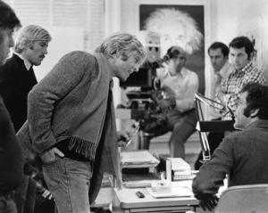 """""""Three Days of the Condor""""Robert Redford, director Sydney Pollack1975 Paramount Pictures** I.V. - Image 21989_0007"""