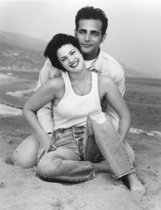 """2000 Malibu Road""Drew Barrymore, Brian Bloom CBS TV, 1992** I.V. - Image 21997_0002"