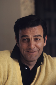 Mike Connors at home1970 © 1978 Gene Trindl - Image 2217_0005