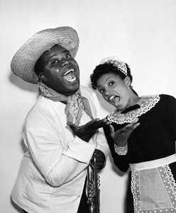 """""""Going Places"""" Louis Armstrong, Maxine Sullivan1938 Warner Bros. ** I.V. - Image 22175_0100"""