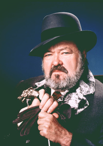 William Conrad1978  NBCPhoto by Herb Ball - Image 2218_0020