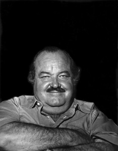 William Conrad1980Photo by Wynn Hammer - Image 2218_0023