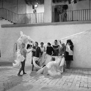 """8 1/2""Marcello Mastroianni, Sandra Milo, Eddra Gale1963** I.V.C. - Image 22184_0035"