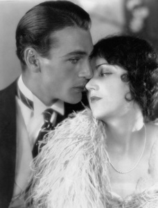 """The Legion of the Condemned"" Gary Cooper, Fay WrayParamount 1928Photo by Hommel** I.V. - Image 22207_0001"