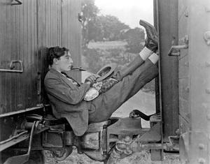 """Go West""Buster Keaton1925 MGM** I.V. - Image 22216_0002"